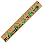 Recycling Background Rulers